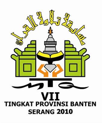 Logo MTQ VII Provinsi Banten 2010